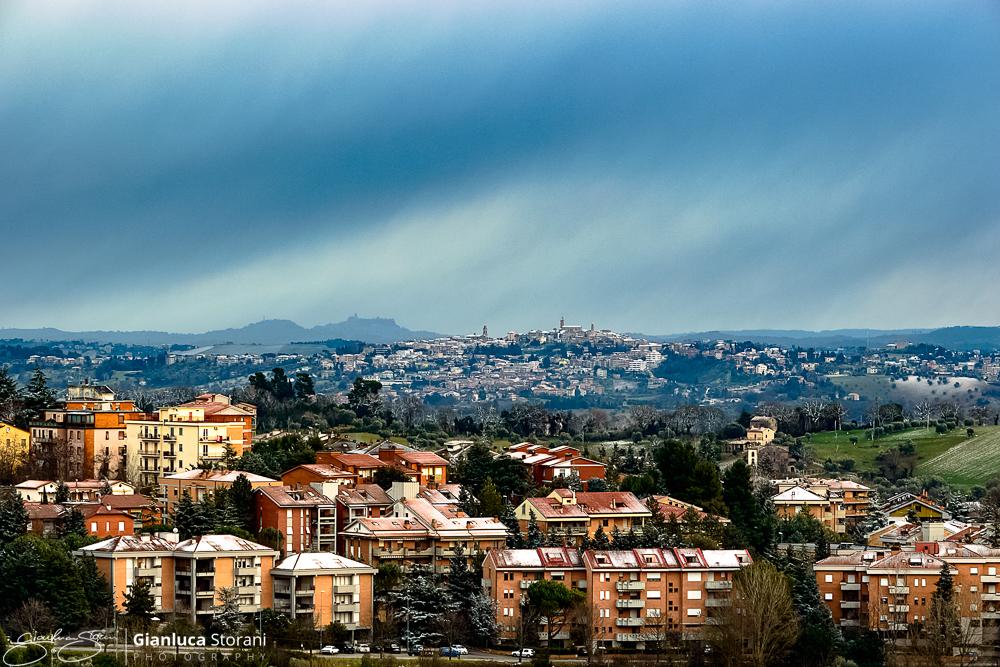 Colli in tempesta - Gianluca Storani Photo Art (ID: 2-2312)