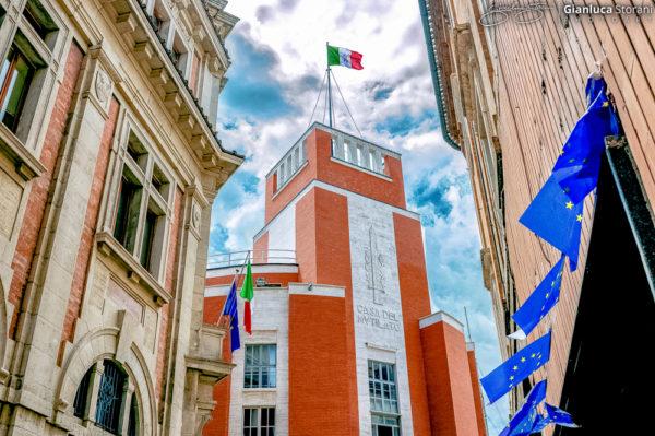 L'Italia e l'Europa a Macerata - Gianluca Storani Photo Art (ID: 2-7567)