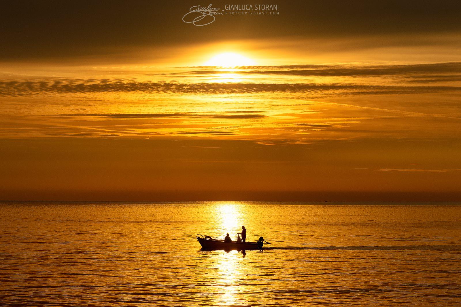 L'ora d'oro - Gianluca Storani Photo Art (ID: 3-0713)