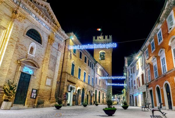 Corso Persiani di Recanati - Gianluca Storani Photo Art (ID: 3-3162)