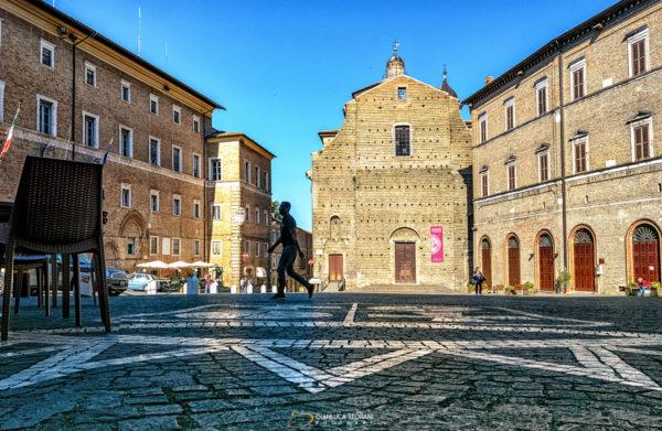 Piazza della libertà di Macerata - Gianluca Storani Photo Art (ID: 3-7692)