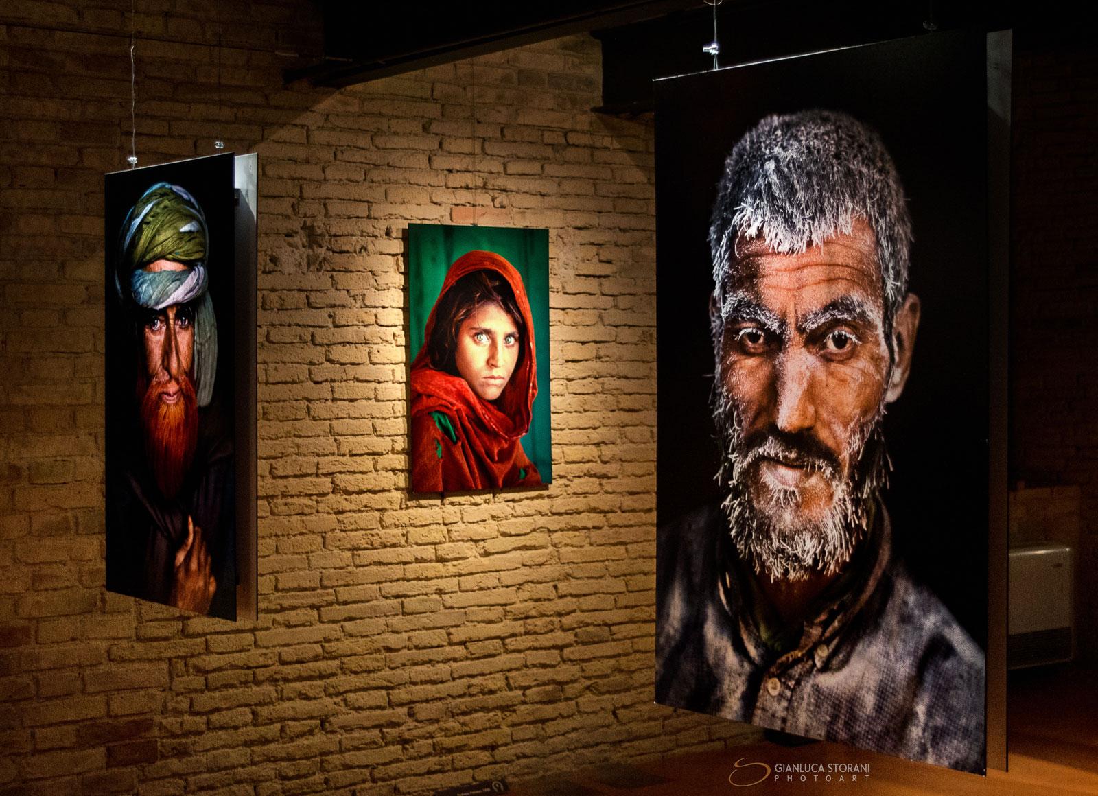 Steve MuCurry Icons alla Mole di Ancona (ID: 3-9075)