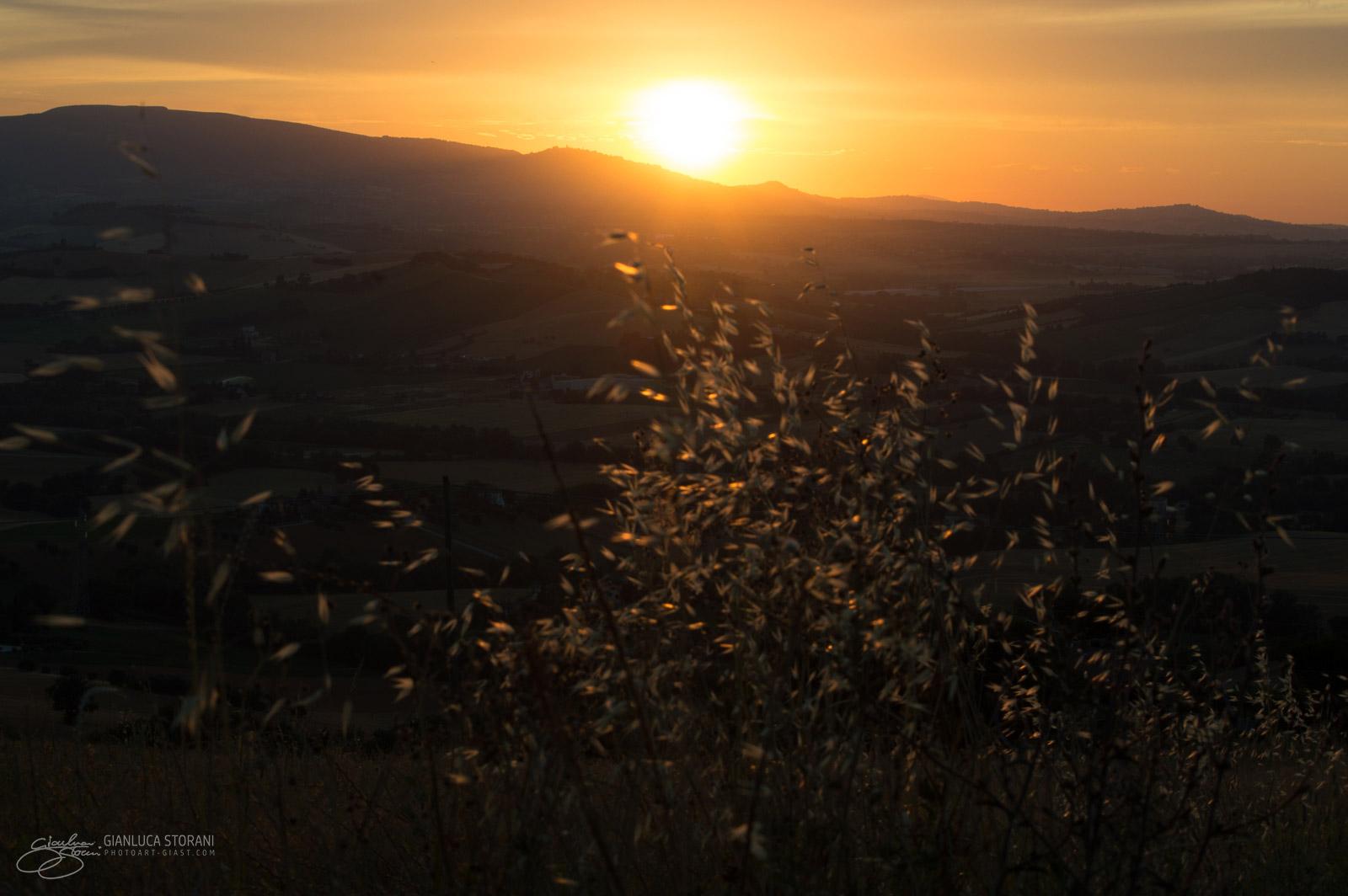 Quei tramonti che dischiudono abissi