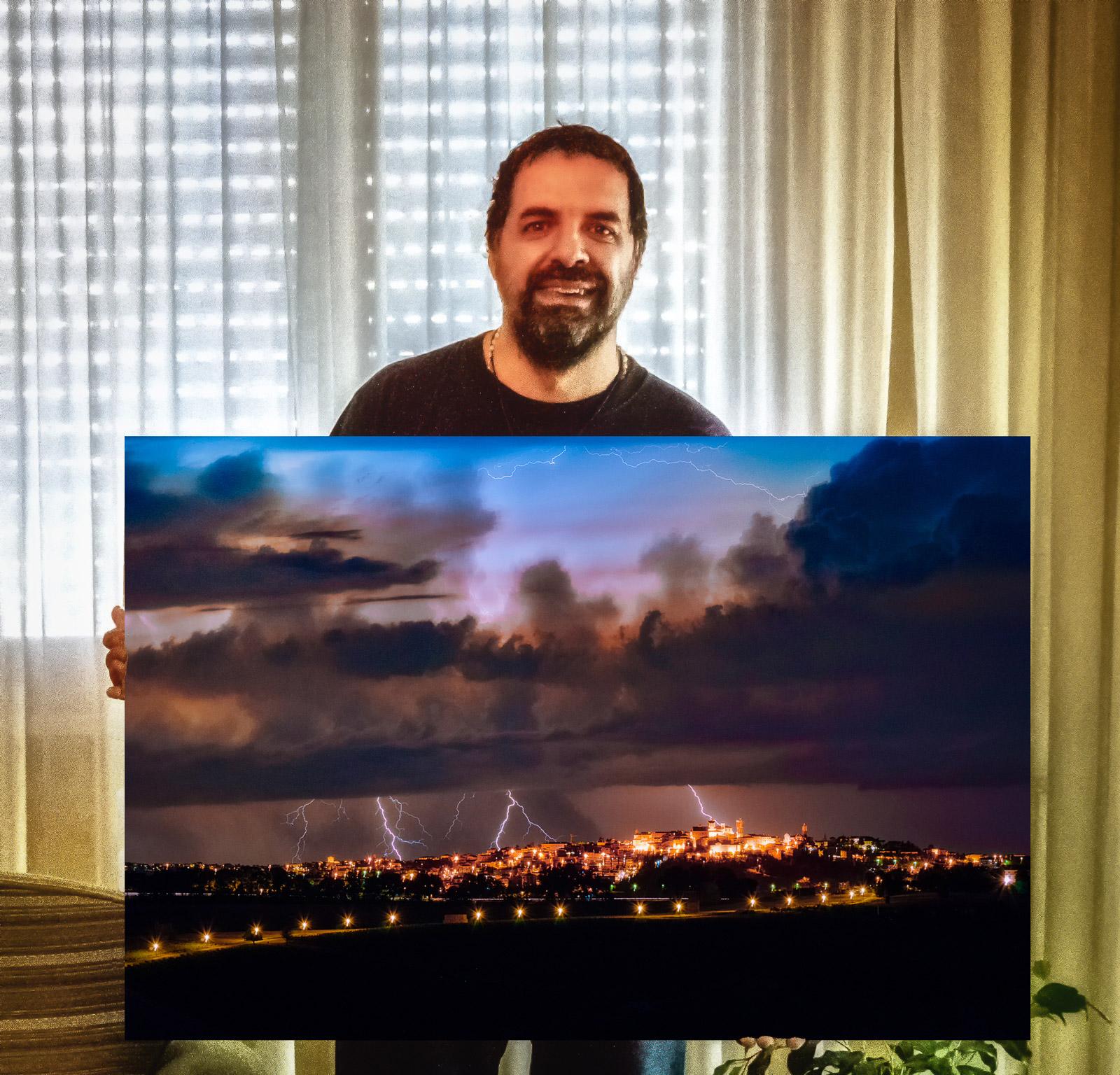 Un quadro è come un viaggio - Gianluca Storani Photo Art