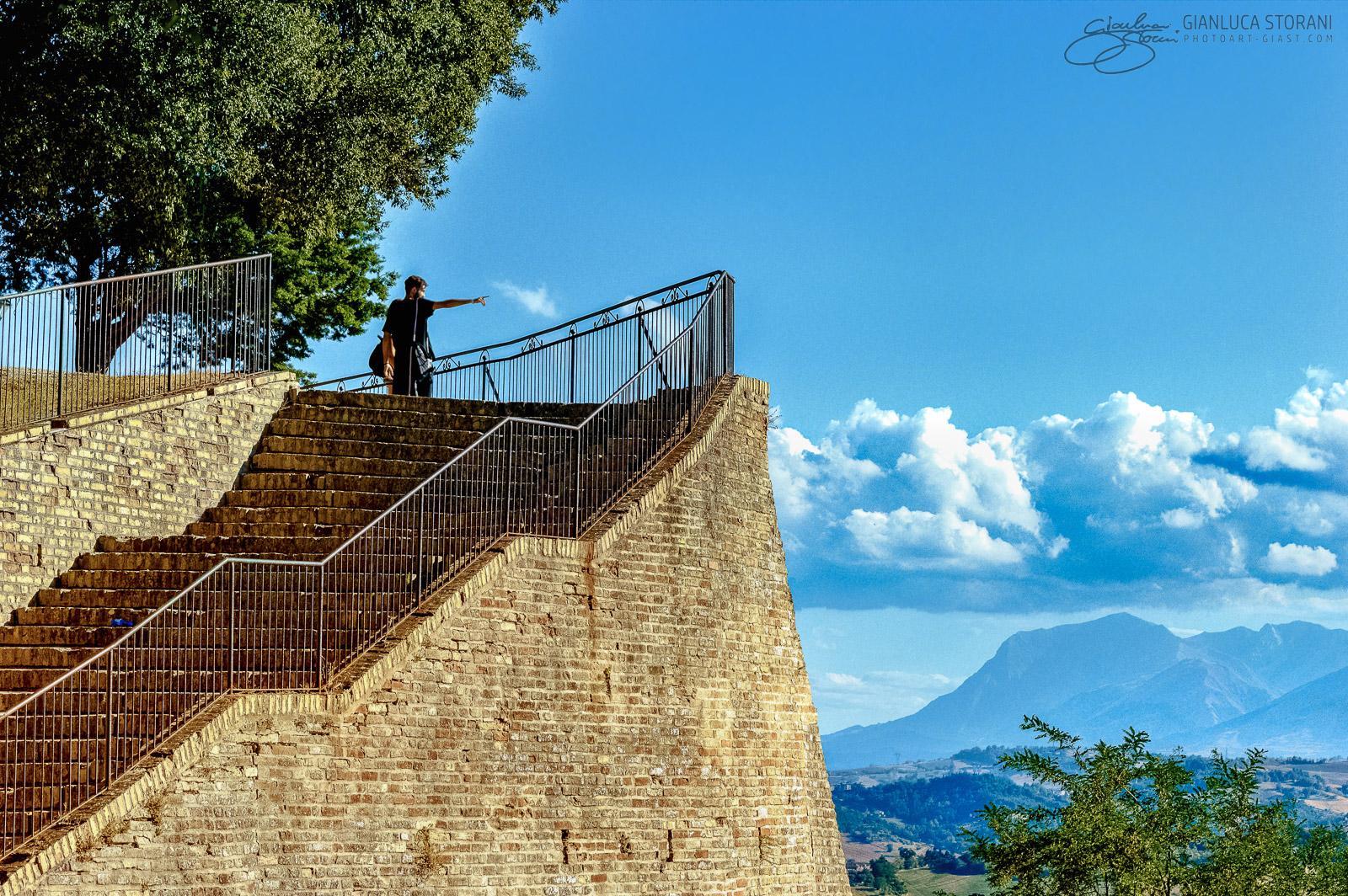 Stairway to beauty - Gianluca Storani Photo Art (ID: 4-1643)