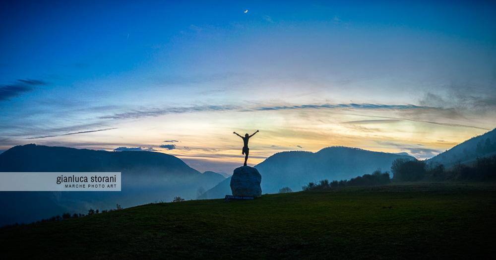 Il Cristo delle Marche - Gianluca Storani Photo Art (ID: 4-8229)