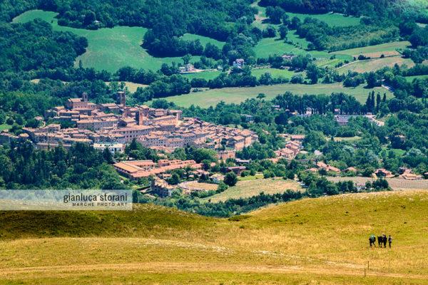 Sarnano dai Piani di Montioli - Gianluca Storani Photo Art (Cod. 5-3587)
