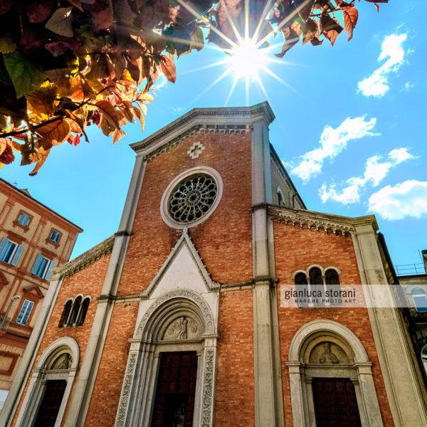 Chiesa del Sacro Cuore di Macerata - Gianluca Storani Photo Art (ID: 3-7046)