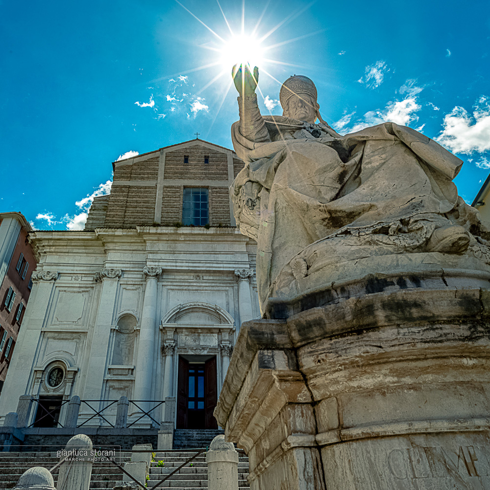 Papa Clemente XII - Gianluca Storani Photo Art (ID: 6-2615)