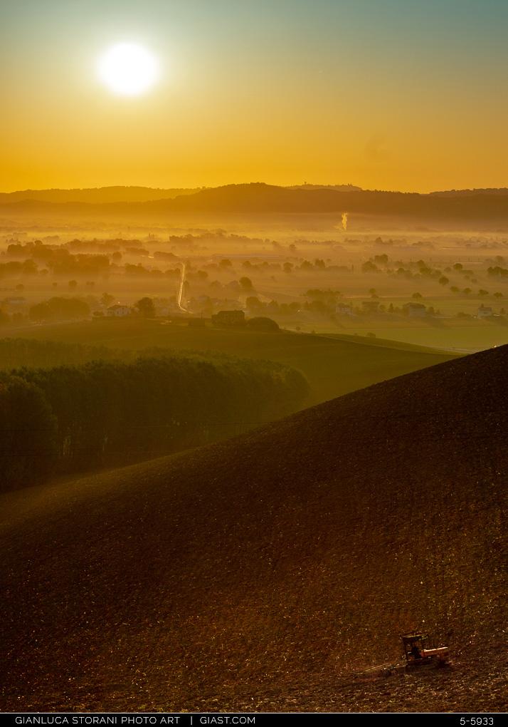 Una mattina di Ottobre - Gianluca Storani Photo Art (Cod. 5-5933)