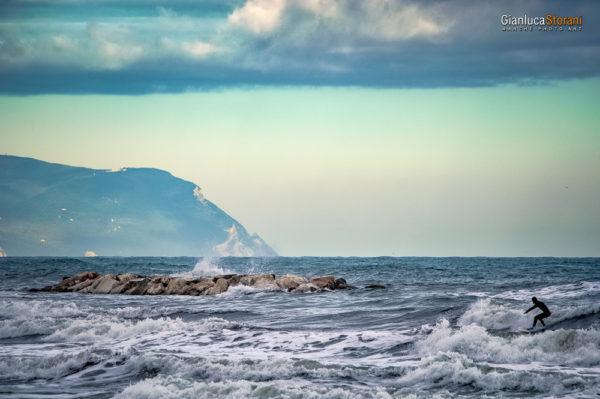 Sulle onde del mare - Gianluca Storani Photo Art (Cod. 6-8838)