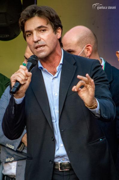 Giorgia Meloni a Macerata (Settembre 2020)