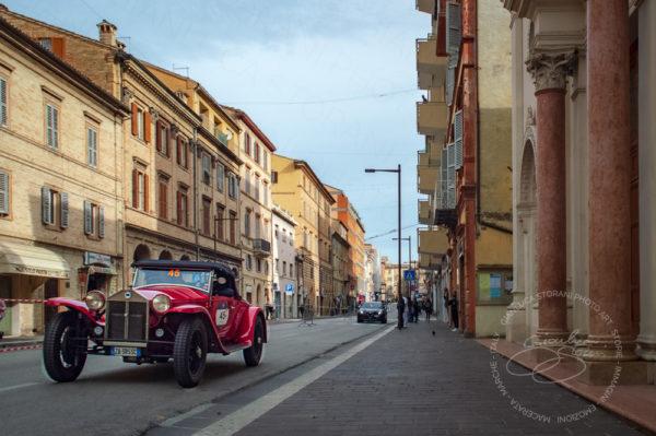 Le 1000 miglia a Macerata (2020)