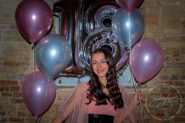 Compleanno dei 18 anni