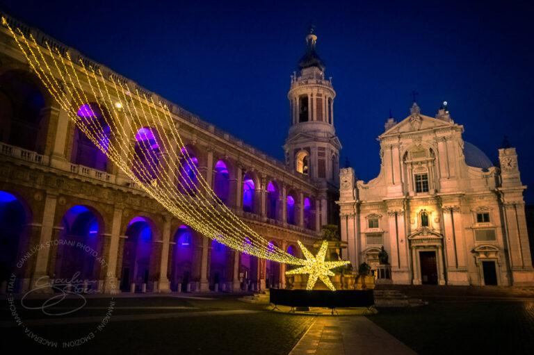 La stella di Natale di Loreto