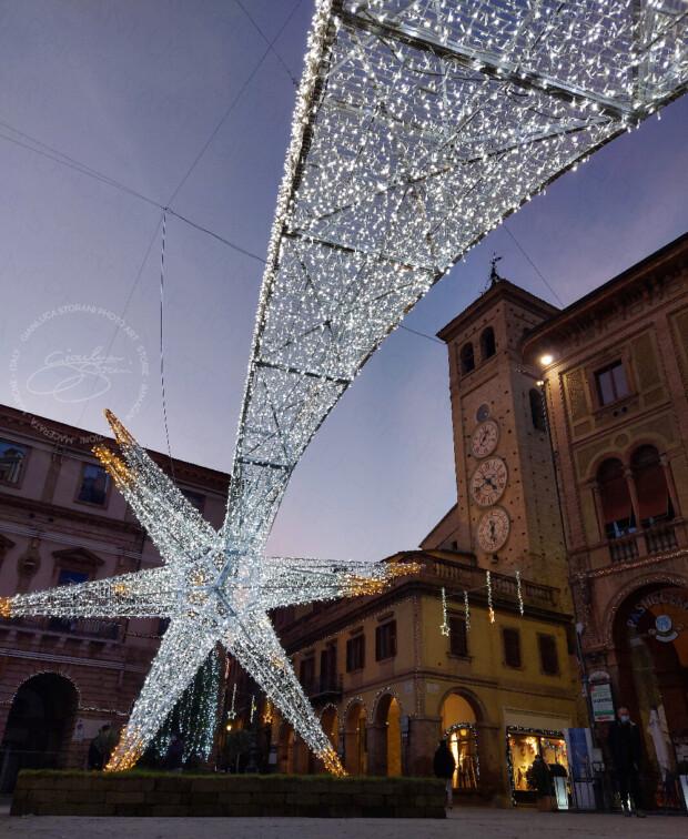 La stella di Natale di Tolentino