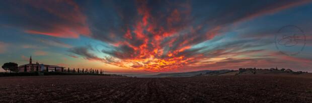 Il più bel tramonto di Novembre