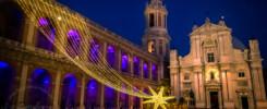 La stella di Natale a Loreto