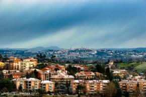 Colli in tempesta - Gianluca Storani Photo Art